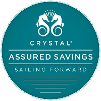 save now, cruise later with crystal