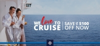 we love to cruise! msc